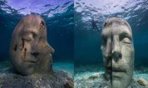 Jason deCaires Taylor a jeho sochy v podmořském muzeu v Cannes