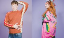 Ýrúrarí a její projekt přešívání svetrů Sweater Sauce