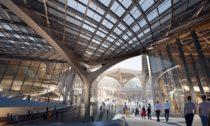 Zhuhai Jinwan Civic Art Centre odZaha Hadid Architects