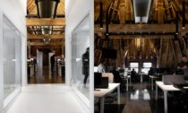 Kanceláře firmy Lightspeed v Montrealu od ACDF