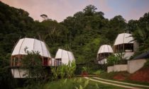 Coco vprojektu Art Villas Costa Rica odArchwerk aFormafatal