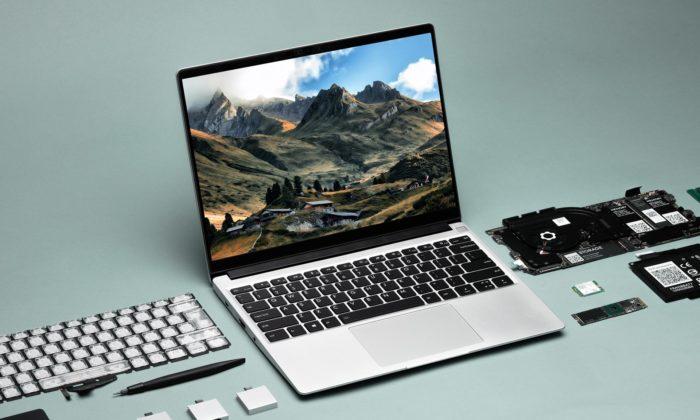 Framework Laptop jemodulární notebook slehce výměnnými komponenty