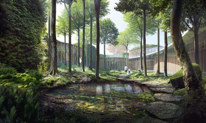 Dánské město Odense staví pohádkové muzeum Hanse Christiana Andersena