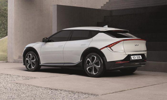 Kia mění design apředstavuje model EV6 postavený nafilozofii Spojené protiklady