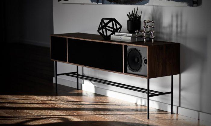 Lemus Home jeskandinávský nábytek sintegrovaným prémiovým ozvučením