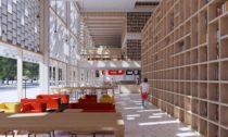 Macau Central Library od Mecanoo
