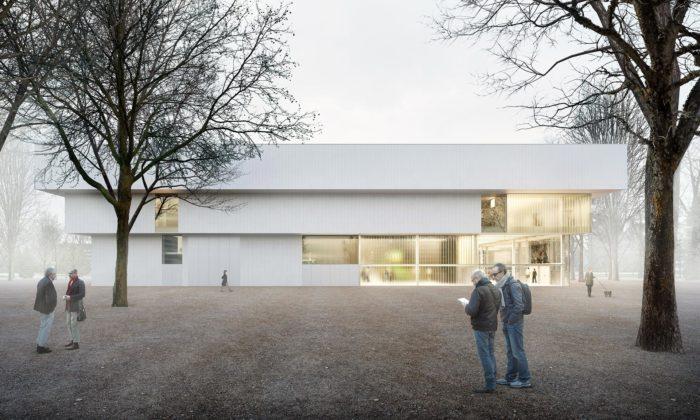 České Budějovice navýstavišti přestavují pavilon Znamultifunkční prostor