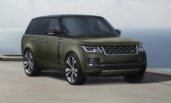 Range Rover přijíždí vespeciálně upravené luxusní edici SVAutobiography Ultimate