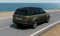 Range Rover SVAutobiography Ultimate