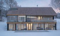 Rodinný dům v Krkonoších od Fránek Architects