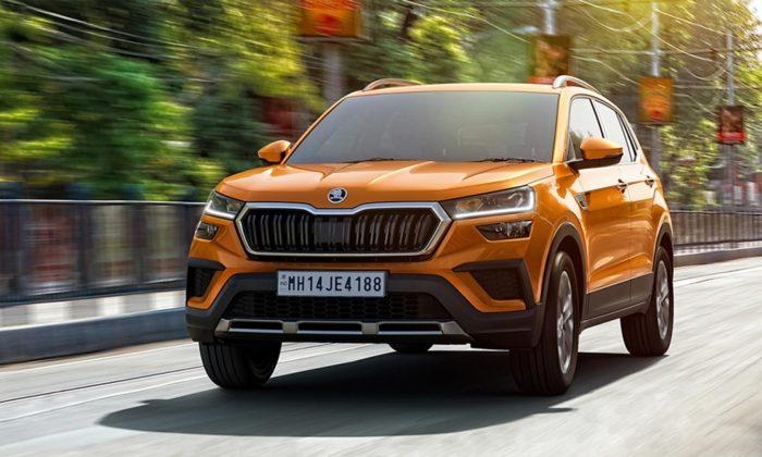 Škoda představila nové SUV jménem Kushaq nedostupné však pro Evropany