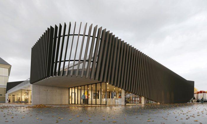 Opava chystá velkou revitalizaci starého zimního stadionu amoderní přístavbu