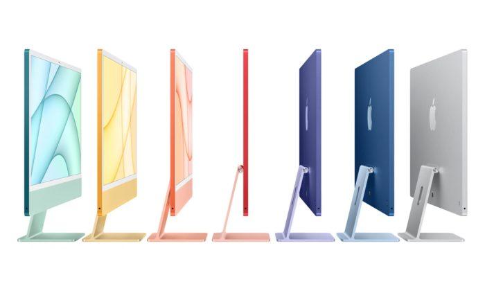Apple představil stolní počítač iMac stloušťkou necelých 12 milimetrů