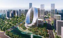 Centrum výzkumu avývoje firmy Oppo vHangzhou odBIG