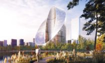 Centrum výzkumu a vývoje firmy Oppo v Hangzhou od BIG