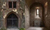 Červený zámek v Hradci nad Moravicí