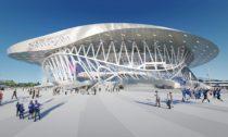 CKA Arena apark vPetrohradě