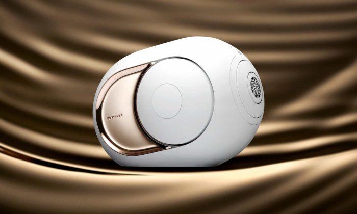 Devialet navrhuje avyrábí luxusní bezdrátové reproduktory svýjimečným designem