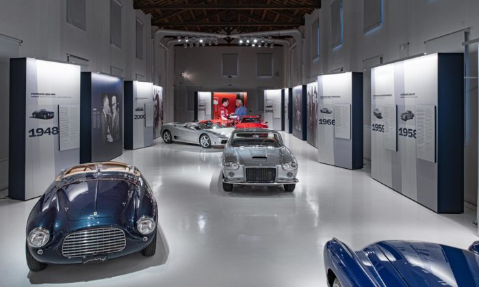 Ferrari uspořádalo výstavu jedinečných vozů postavených pro Gianni Agnelliho