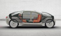 Koncept elektromobilu Airo odHeatherwick Studio pro IM Motors