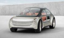 Koncept elektromobilu Airo od Heatherwick Studio pro IM Motors