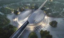 Design ekologicky udržitelných stanic odHyperloopTT