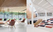 Knihovna ve finském Kirkkonummi od ateliéru JKMM