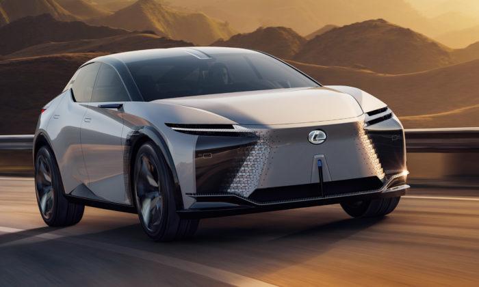 Lexus představil koncept LF-Z Electrified ukazující další vývoj designu značky