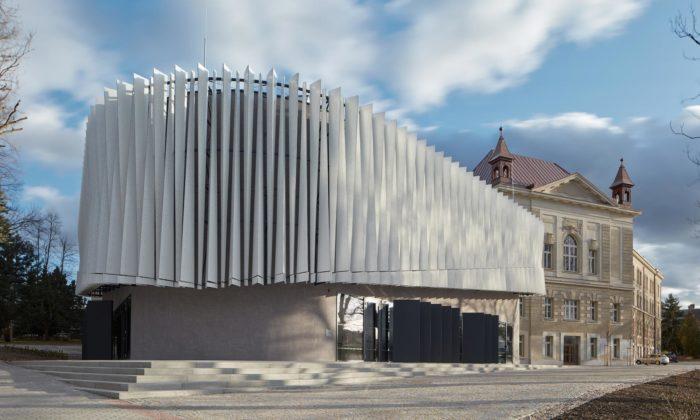 Výukové centrum Vysoké školy polytechnické vJihlavě vzniklo izčásti bývalé věznice