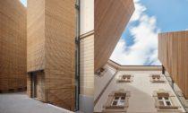 Nové výukové centrum Vysoká škola polytechnická Jihlava