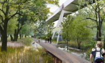 Parco Romana vMiláně porevitalizaci