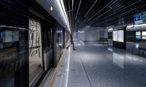 Stanice metra Wuzhong Road v Šanghaji
