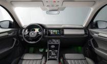 Škoda Kodiaq na rok 2021