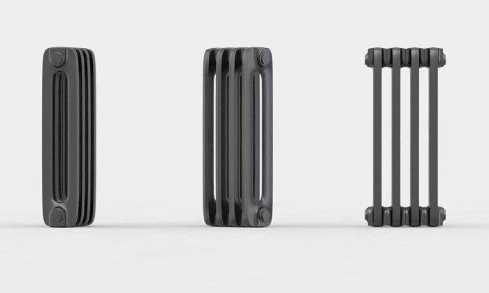 Litinový radiátor Edudant vyhrál českou studentskou soutěž Best in Design