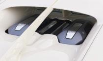 Bugatti Chiron habillé par Hermès