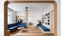 Dejvický byt od No Architects