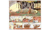 Ukázka z výstavy František Skála a jiné práce