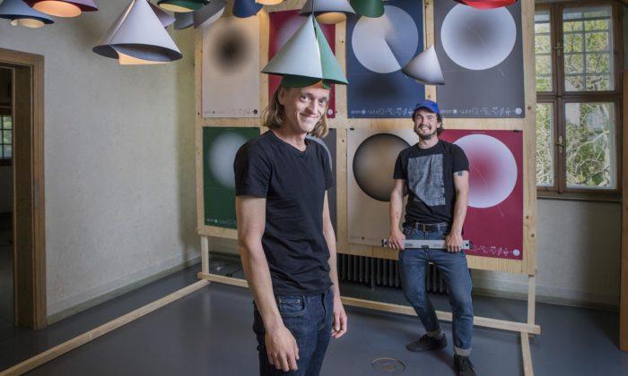Herrmann &Coufal vystavuji vBrně ukázky podomácku vyrobeného designu principem DIY