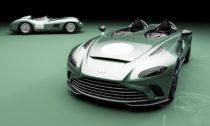 Aston Martin V12 Speedster ve verzi DBR1