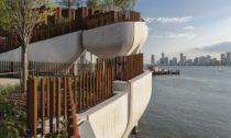 Little Island v New Yorku od Heatherwick Studio