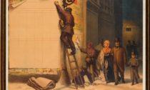 Ukázka z výstavy Mezi kýčem a akademií