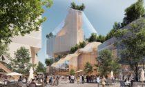 Přestavba kulturního centra De Heuvel vEindhovenu