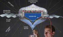 Henry Glogau a jeho Mobilní destilační přístroj na sluneční energii