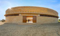 Dívčí škola Rajkumari Ratnavati od Diana Kellogg Architects