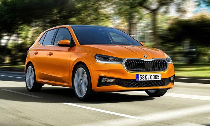 Škoda představila čtvrtou generaci vozu Fabia svýraznějším designem