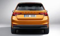 Škoda Fabia 4. generace na rok 2021