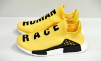Ukázka zvýstavy Sneakers Unboxed vDesign Museum London