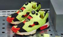 Ukázka z výstavy Sneakers Unboxed v Design Museum London