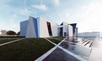 Židovské muzeum vLisabonu odStudia Libeskind