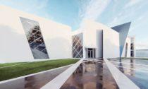 Židovské muzeum v Lisabonu od Studia Libeskind